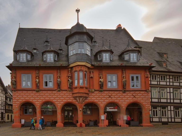Goslar - Gildehaus der Fernhandelskaufleute