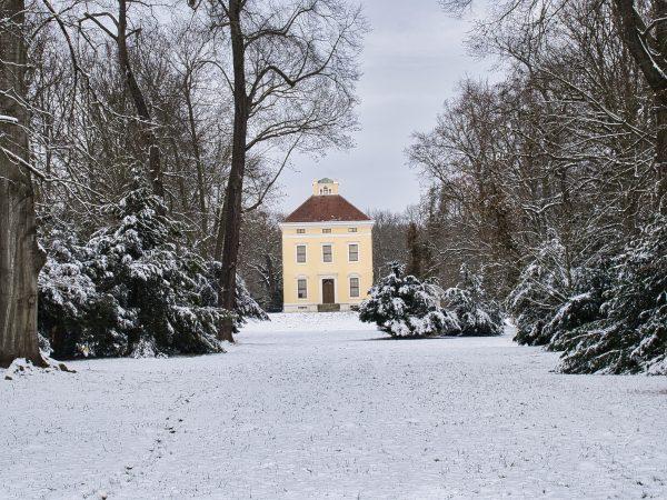 Winter im Luisium - Rahmen 06