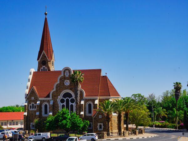 Windhoek - Christuskirche