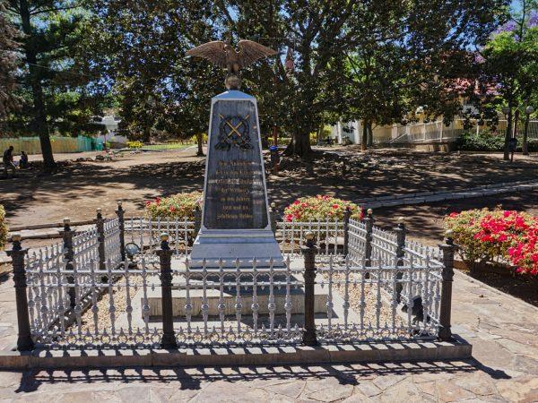 Windhoek - Kriegerdenkmal