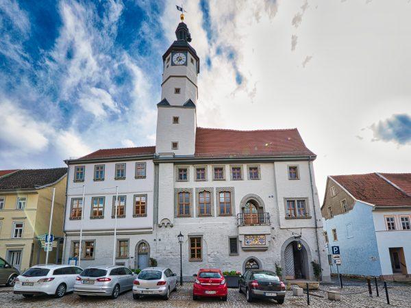 Rathaus Weissensee