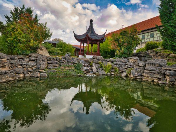 Chinesischer Garten Weissensee